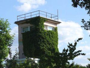 Umgenutzter Grenzwachturm